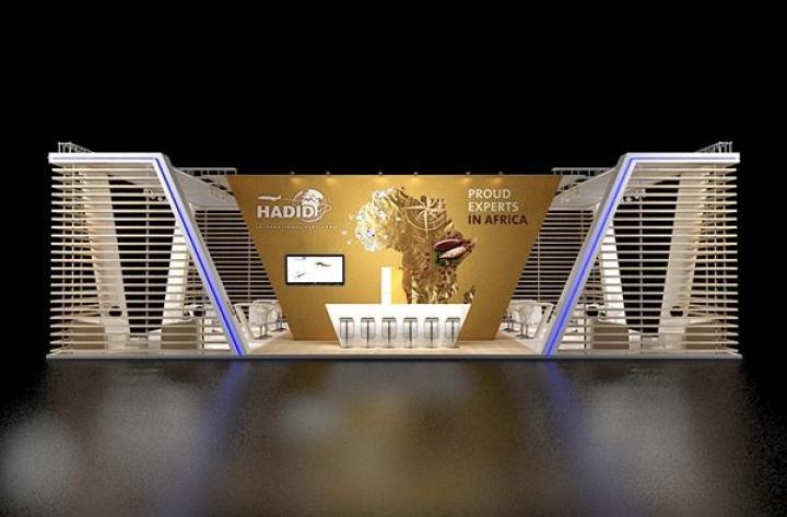 Trade Exhibition Stand Design : Inspiring trade show display photos