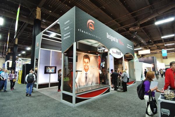 Classic Exhibits EXHIBITOR 2013 Trade Show Display