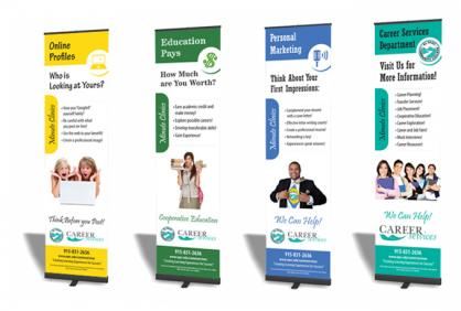 Pronto Retractable Banner Stands