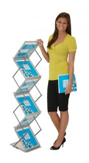 Trade Show Displays | Literature Stands